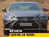 Video : Lexus LS 500h Review