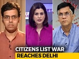Video : Amit Shah vs Mamata Banerjee On NRC: Big Political Showdown Ahead Of 2019?
