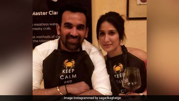 Sagarika Ghatge And Zaheer Khan Are Having Lots Of Foodie Fun In Sri Lanka! (See Pics)