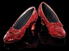FBI Finds Stolen 'Wizard Of Oz' Ruby Slippers 13 Years Later