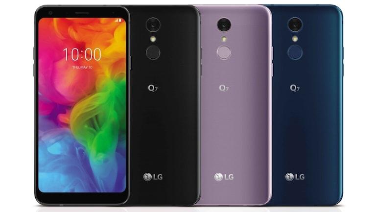 LG Q7 और Q7+ की कीमत का खुलासा