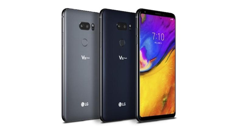 LG V35 ThinQ, V35+ ThinQ लॉन्च, जानें सारी खासियतें