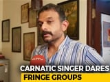 Video : TM Krishna Defies Right-Wing Threat, To Sing Christian, Islamic Hymns