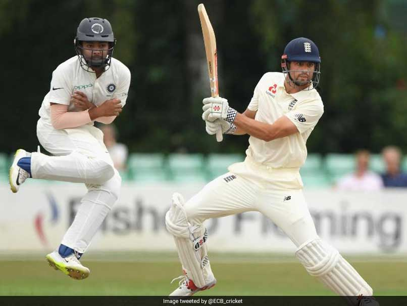 India A Side Thrashed By England Lions