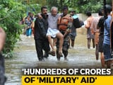 Video : Centre Clarifies On Rs. 600-Crore Kerala Aid As Foreign Help Row Escalates
