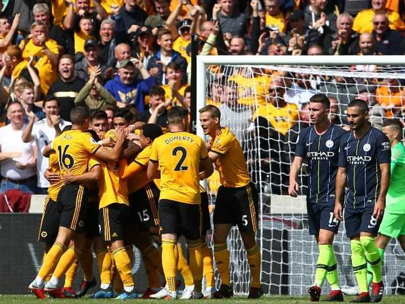 Premier League: Pep Guardiola Calm Despite Manchester City Stumble Against Wolves