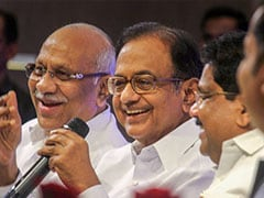 """Thief Returned Papers"": P Chidambaram's Jibe At Centre Over Rafale Files"