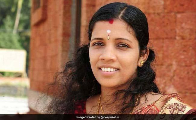 National Florence Nightingale Award For Kerala Nurse Who Treating Nipah Patient