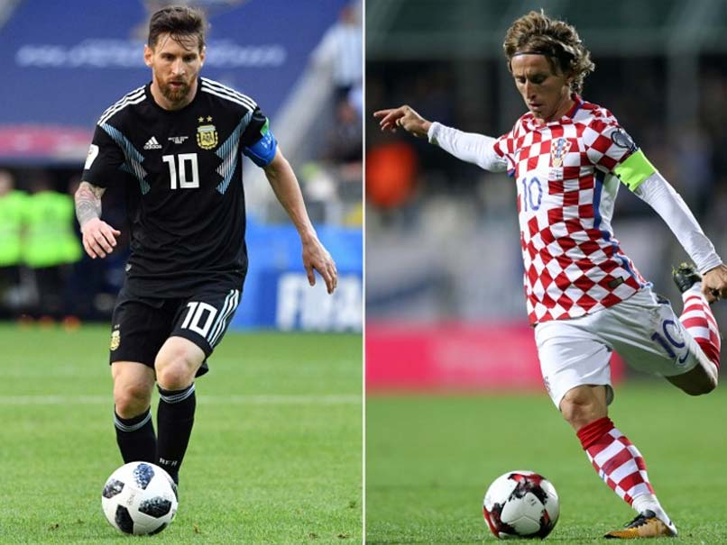 World Cup 2018, Argentina vs Croatia: When And Where To Watch, Live Coverage On TV, Live Streaming Online