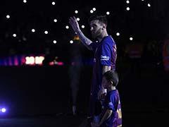 Lionel Messi Wins 5th Golden Shoe
