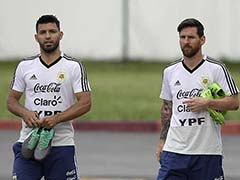World Cup 2018: Argentina Rally Behind Lionel Messi Ahead Of Key Croatia Clash