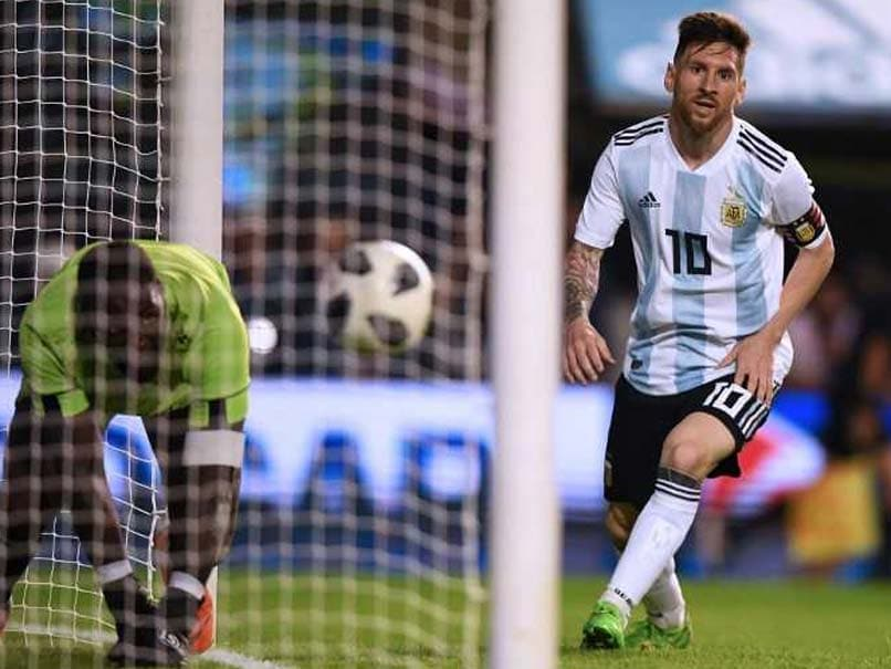 FIFA World Cup 2018: Argentina Hoping It