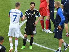 Highlights, Argentina vs Iceland, FIFA World Cup 2018: Messi Misses Penalty As Iceland Hold Argentina To 1-1 Draw