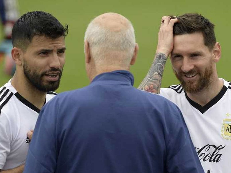 World Cup 2018 Argentina vs Iceland Lionel Messi Led Argentina Look To Make Early Statement