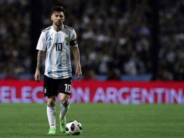 2018 World Cup: Argentina Team Wants To Put Israel Row Behind Them: Federation