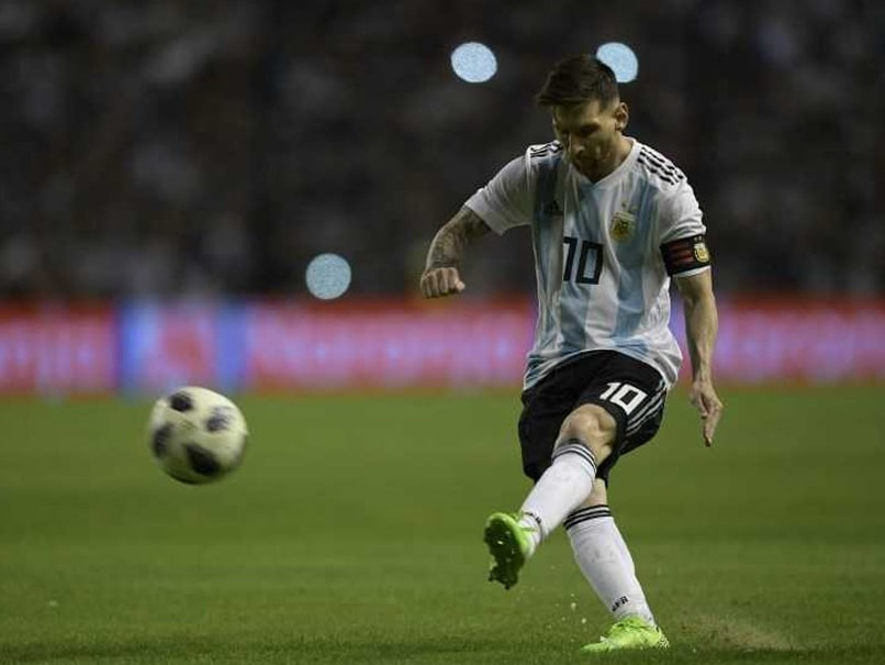 FIFA World Cup 2018, Team Profile: Lionel Messi-Led Argentina Aim For Glory