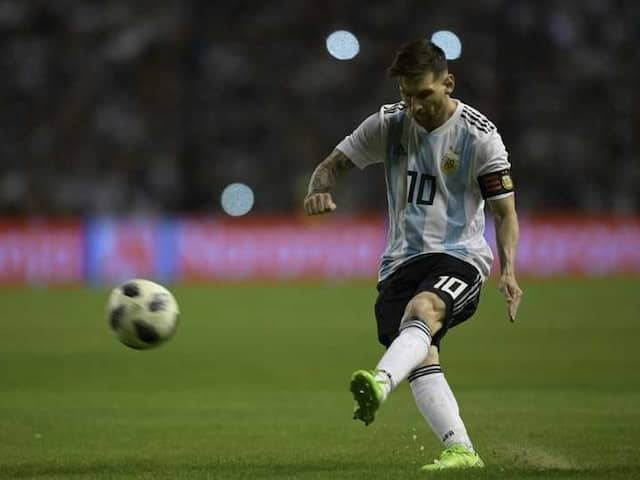 FIFA World Cup 2018, Team Profile: Lionel Messi-Led Argentina Is Aiming For Glory