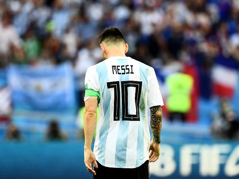 info for e7f59 368d9 FIFA World Cup 2018: Will Lionel Messi Quit International ...