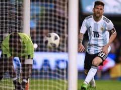 फुटबॉल: लियोनेल मेसी ने दागी हैट्रिक, अर्जेंटीना ने 4-0 की शानदार जीत दर्ज की
