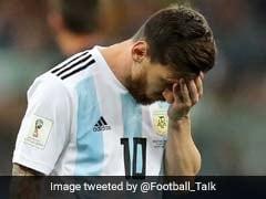 Fifa World Cup 2018: आखिरी वर्ल्ड कप खेल रहे मेस्सी का टूटा सपना, हार के बाद ऐसे छलका दर्द
