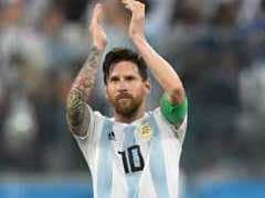 Lionel Messi Suffered More Than Ever To Reach World Cup Last 16