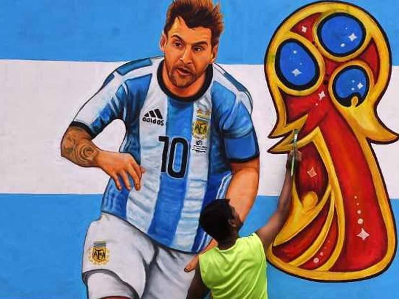 2018 World Cup: Five Kerala Fans Feature In Lionel Messi