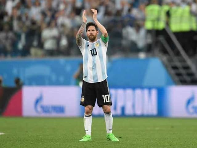 World Cup 2018: Lionel Messi Suffered More Than Ever To Reach World Cup Last 16