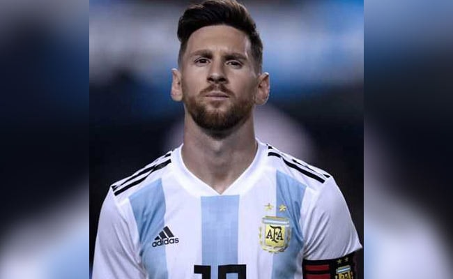 Burn Lionel Messi Shirts If He Plays Israel In Jerusalem Palestine