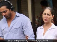 Trending: Kim Sharma Spotted With Rumoured Boyfriend Harshvardhan Rane