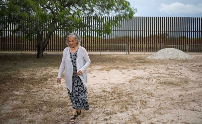 In An Odd Twist, Apache Woman Holds Key To New US Border Wall