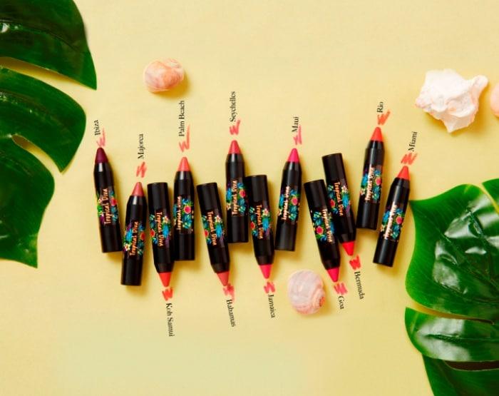 lipsticks for monsoon