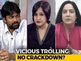 Video: No Crackdown On Vicious Trolling?