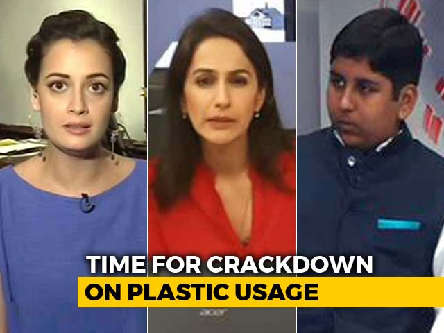 Video : Crackdown On Plastic On World Environment Day