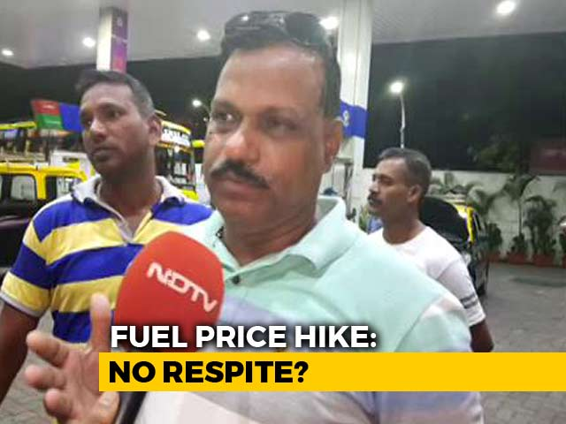 Video : 11th Day Of Fuel Price Hike: Can Government Meet Fuel Challenge?