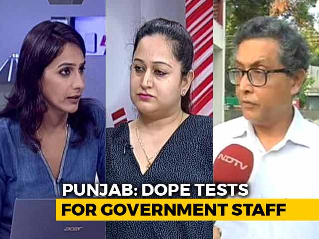 Video : Death Penalty, Mandatory Drug Tests: Only Way To Clean Punjab's Drug Mess?