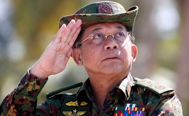 Facebook Removes Top Myanmar Military Official, Others From Website