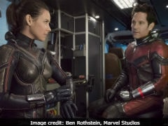 <I>Ant-Man And The Wasp</I> Movie Review: Paul Rudd, Evangeline Lilly's Film Is Endearing And Fun