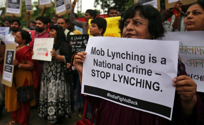 Panel Of Officials Discuss Possibility Of Enacting New Anti-Lynching Law