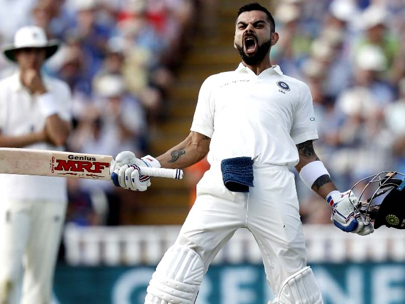 India vs England: Virat Kohli Scores 22nd Test Hundred, First On English Soil