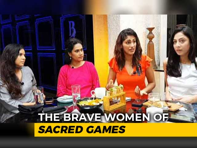 Sacred Games: The Brave Women In Gaitonde's Life