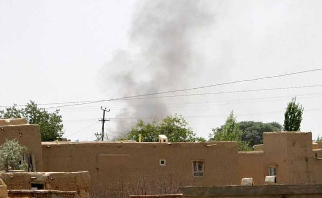 26 Dead, Clashes Continue After Taliban Storms City Near Kabul