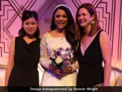 Trending: Afshan Azad, Harry Potter's Padma Patil, Got Married. See Pics From 'Walima' + Reunion