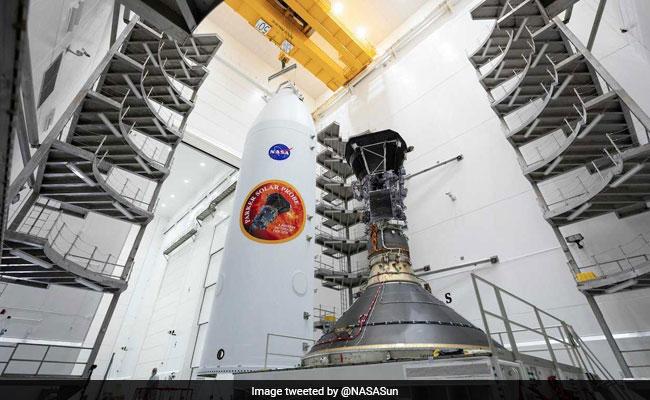 'सूर्य स्पर्श' के लिए नासा के पहले अंतरिक्षयान के प्रक्षेपण की उल्टी गिनती शुरू