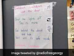 At Massachusetts School, 'Lockdown, Lockdown' Is A Nursery Rhyme