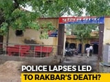 Video : Taking Alwar Mob Victim To Hospital, Cops Stopped For Tea, Cow Transport