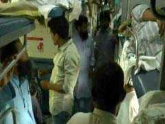 "Panic In Gorakhpur-Bound Train After Passengers Alleged ""Short Circuit"""