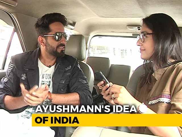 On The Road To Jai Jawan, Ayushmann Khurrana Takes NDTV's Rapid Fire