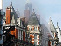 "Fire At London Hotel A Week After It Got ""Most Extensive Restoration"""