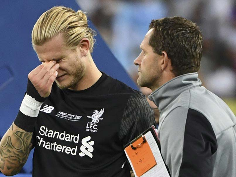 FIFA World Cup: Germany Coaching Staff Rallies Behind Hapless Loris Karius