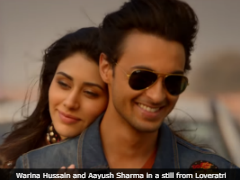 <i>Loveratri</i>: Aayush Sharma Overwhelmed By Response To Film's Teaser
